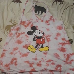 Mickey Mickey Mouse Tank Top